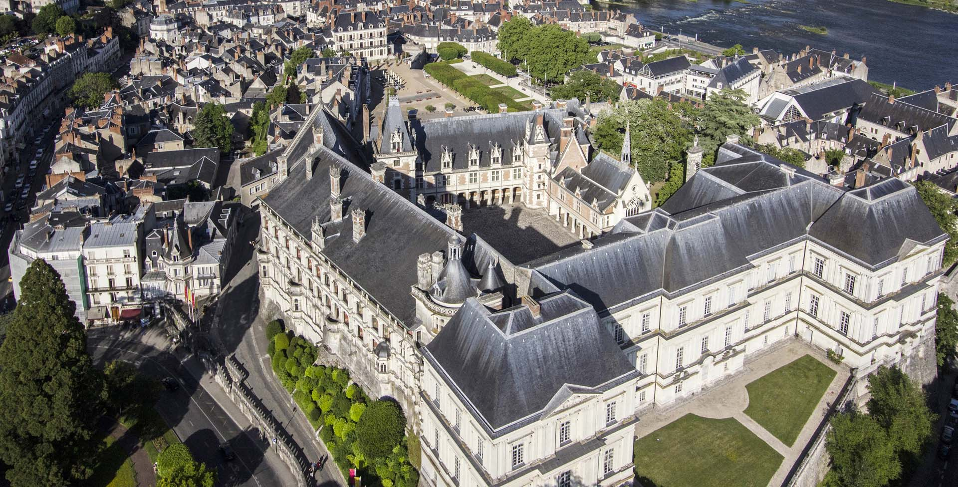 History and architecture site ch teau de blois anglais for Interieur france